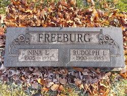 Rudolph L Freeburg