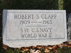 Robert S Clapp