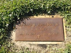 Edward L Johnson, Jr