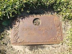 Ruth H Downey