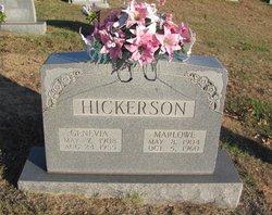 Genevia Hickerson