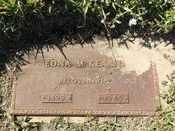 Edna M Kearns