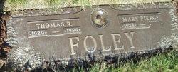 Thomas R Foley