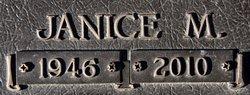 Janice M Tatge