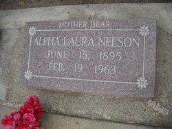 Alpha Laura Nelson