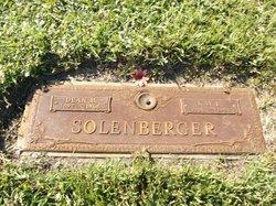 Dean M Solenberger