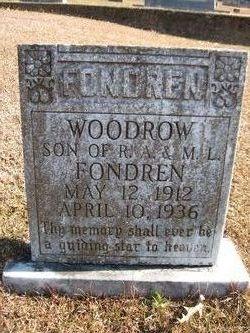 Woodrow Fondren