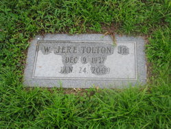 W Jere Tolton, Jr