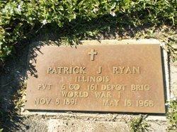 Patrick J Ryan