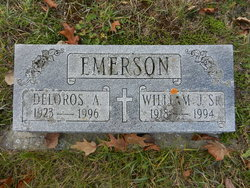 William J. Emerson, Sr