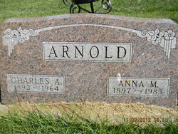 Charles A Arnold