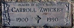 Carol Zwickey