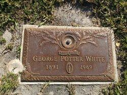 George Potter White