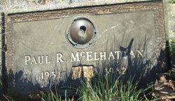 Paul R McElhattan