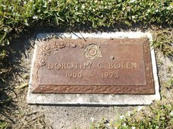 Dorothy C Bolen