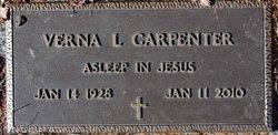 Verna L Carpenter