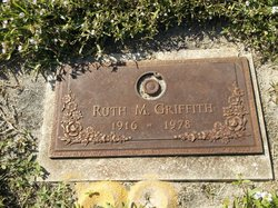 Ruth M Griffith