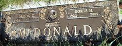 Doris H <I>Culver</I> McDonald
