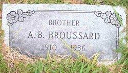 A. B. Broussard