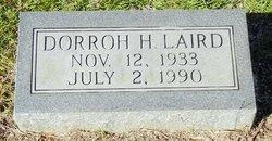 Dorroh H. Laird