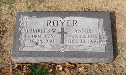 Annie <I>Linville</I> Royer