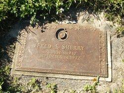 Fred E Sherry