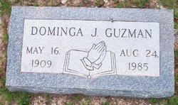 Dominga J Guzman
