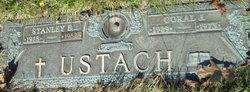 Stanley E Ustach