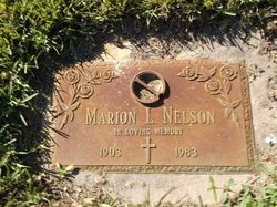 Marion L Nelson