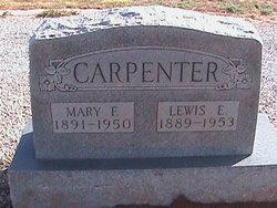 Mary Frances <I>Brandon</I> Carpenter