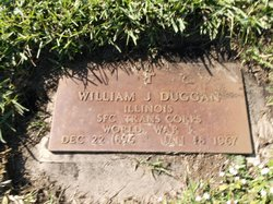 William J Duggan