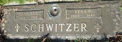 Edna Pearl <I>Spindler</I> Schwitzer