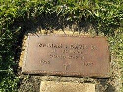 William J Davis, Sr