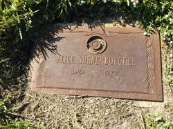 Alice Shenk Boeckel