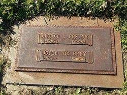 George L Fox, Sr