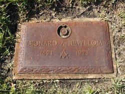 Leonard Archie Newblom