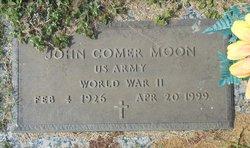John Comer Moon