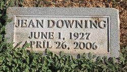 "Jeanette Theresa ""Jean"" <I>Pardon</I> Downing"