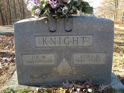 Cora E <I>Hemby</I> Knight
