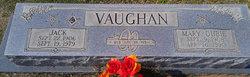 Mary <I>Dubie</I> Vaughan