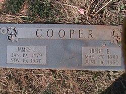 James Edward Cooper, Sr