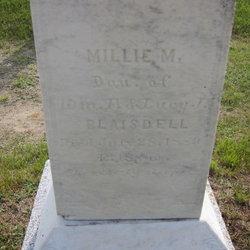 Millie M. Blaisdell