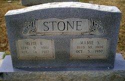 Hezie K Stone