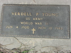 Verdell P Young