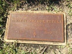 DeWayne Arthur Peters