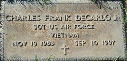Charles Frank DeCarlo, Jr