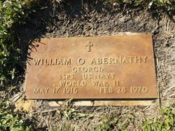 William O Abernathy