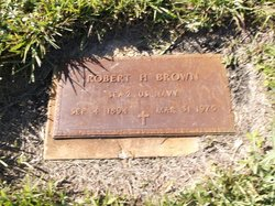 Robert H Brown