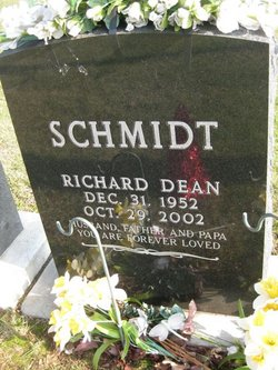 Richard Dean Schmidt