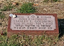 Stanley L Goldberg